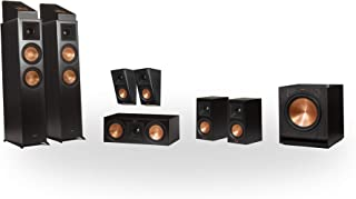 Klipsch RP-6000F 7.1.2 Dolby Atmos Home Theater System - Ebony