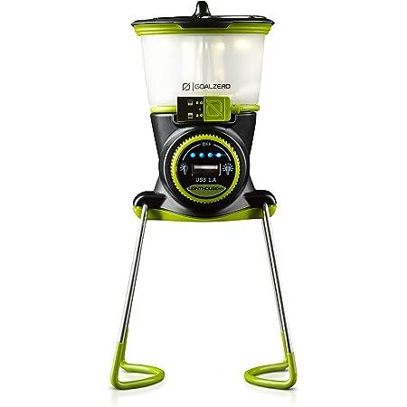 Goal Zero Lighthouse Mini Rechargeable Lantern with USB Power Hub, 250 Lumens, Dimmable [並行輸入品]