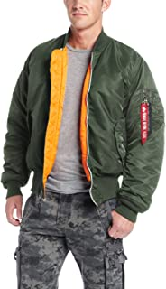 Men's MA-1 Flight Bomber Jacket