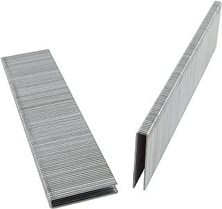 B&C Eagle 97/25 1-Inch Length x 3/16-Inch Crown x 20 Gauge Galvanized Floor Staples (5,000 per box)