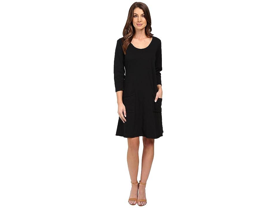 Fresh Produce Dalia Dress (Black) Women