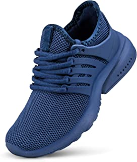 domirica Boys Girls Shoes Athletic Running Walking Shoes Casual Sports Shoes Fashion Sneakers(Little Kid/Big Kid)
