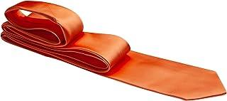 Gravatas de poliéster lisas diversas cores