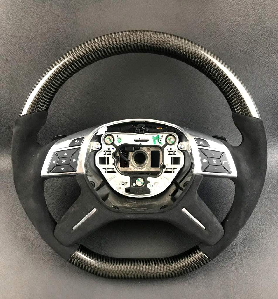 for Mercedes ML W166 New life GL GLS Directly managed store GLE G W212 Steering Wheel E W463 Car