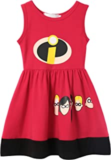 Cotton Baby Girl Clothes Summer Little Princess Toddler Kids Party Casual Dresses