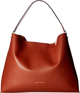 Emporio Armani - Eco Leather Hobo with Wallet