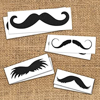 Best the mustache tattoo price Reviews