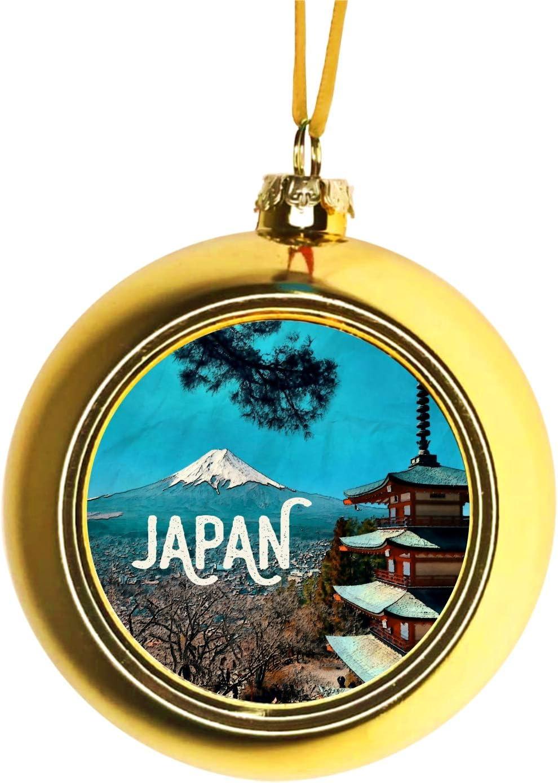 Lea Max 40% Sale item OFF Elliot Inc. Japan Ornament Fuji Christmas Mount Déc