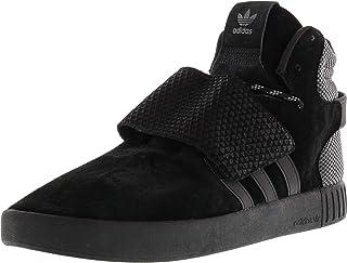 half off b9ed1 03f30 adidas Originals Mens Tubular Invader Strap Shoes