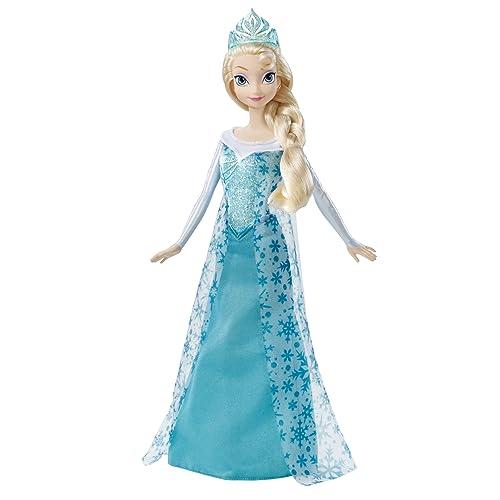 Self-Conscious Disney's Frozen Elsa Princess Soft Rag Doll Dolls, Clothing & Accessories Disney