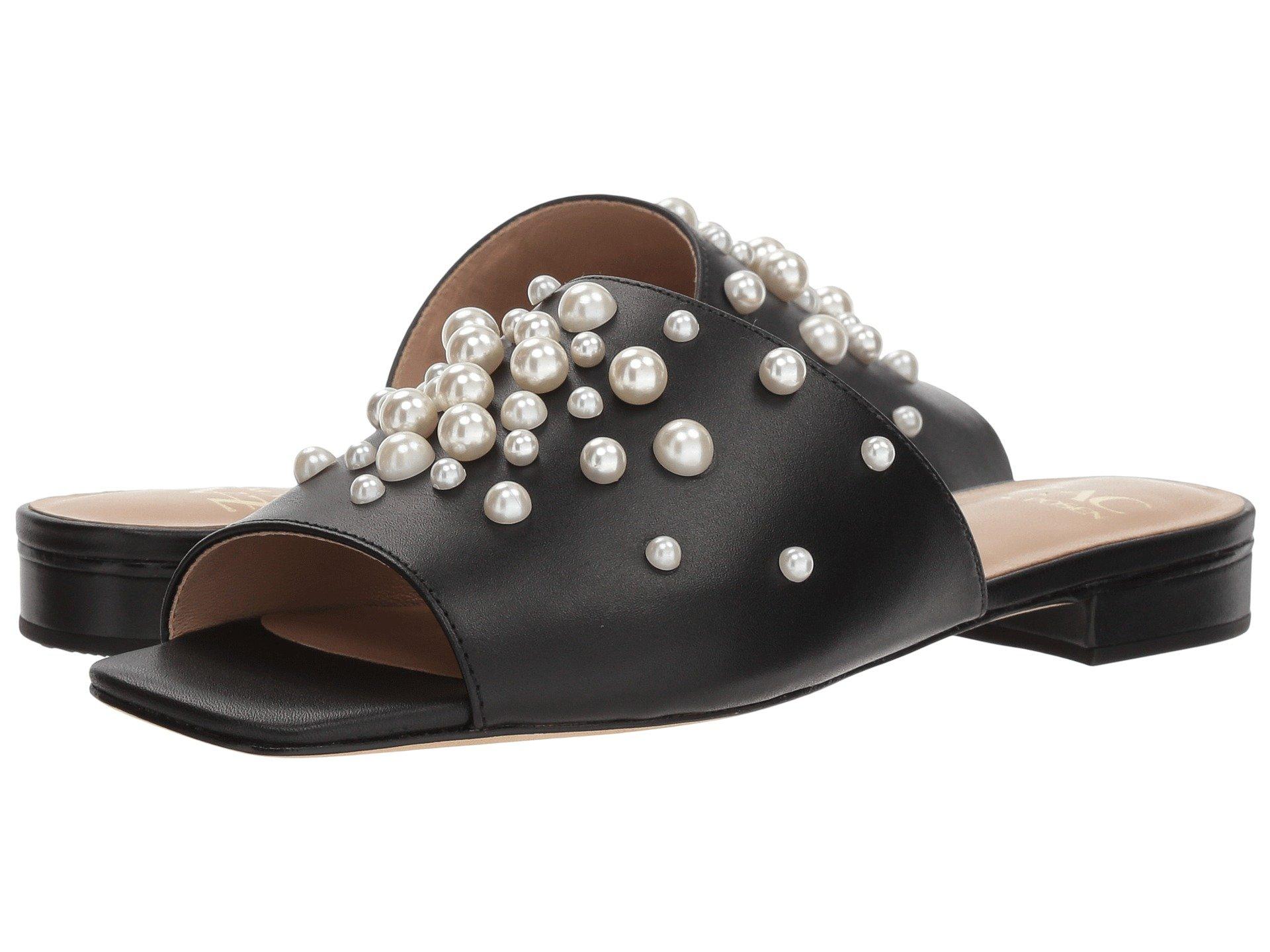 Sandalias para Mujer ZAC Zac Posen Milena Pearls  + ZAC Zac Posen en VeoyCompro.net