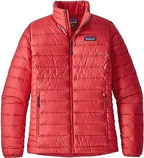 Women's Down Sweater Jacket Tomato XS Red
