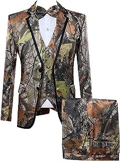 camouflage dress suit