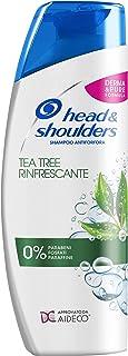 Head & Shoulders Shampoo Tea Tree Rinfrescante - 250 ml