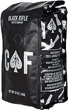 Black Rifle Coffee Company CAF Caffeinated AF Medium Roast Ground Coffee, 12 Ounce Bag