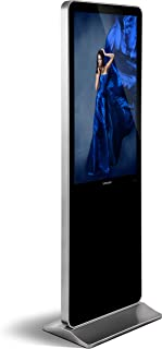 LEDscopic ISPB01-49 Ultraslim E-Player by USB Digital Kiosk, Display Screen for Advertising Restaurant, Coffee Shop, Hotel, Airport