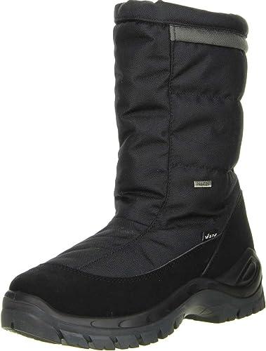 Vista11-09709 Tuono negro - botas de nieve Hombre