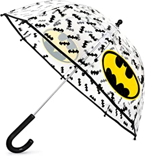 Kids Clear Umbrella for RainBoy's,Transparent with an...