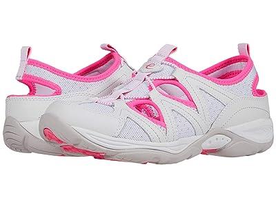 Easy Spirit Earthen 8 (White/Pink) Women
