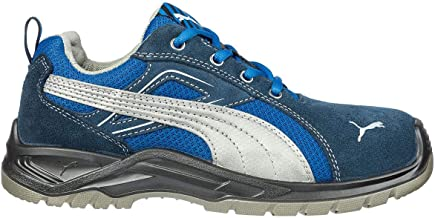 PUMA Safety Men's Omni Low EH Sneaker