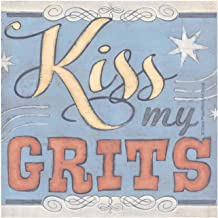 Thirstystone Coaster Set of Kiss My Grits