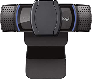 Logitech - C920s - Cámara Web Full HD 1080p con Tapa de Obt