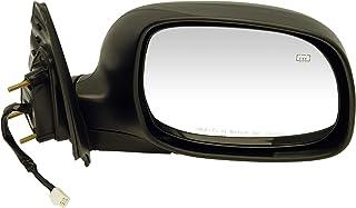 Dorman 955-1440 Passenger Side Power Door Mirror - Heated/Folding for Select Toyota Models, Black