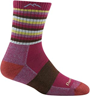 Darn Tough Vermont Women's Merino Wool Micro Crew Cushion Socks