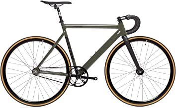 State Bicycle Co. Black Label 6061 v2 Aluminum Track Fixed Gear Bike