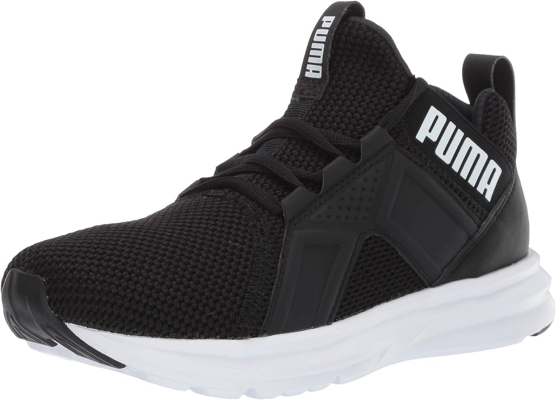 PUMA Womens Enzo Weave Sneaker