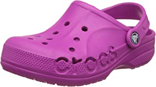 crocs Kids Unisex Baya Vibrant Violet Clogs and Mules