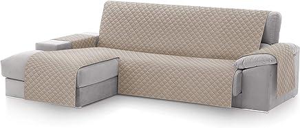Amazon.es: funda sofa chaise longue brazo izquierdo - Salón ...