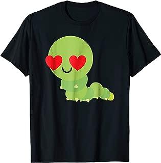 Heart Eye Shirt T-Shirt Insect Bug Tee