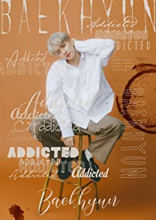 BAEKHYUN (Addicted Ver.)(CD)(初回生産限定盤)