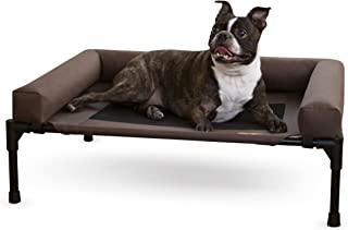 K&H Pet Products Original Bolster Pet Cot Elevated Pet Bed
