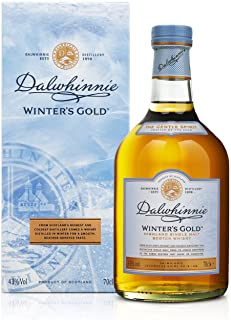 Dalwhinnie Winters Gold Highland Single Malt Scotch Whisky 1 x 0.7 l