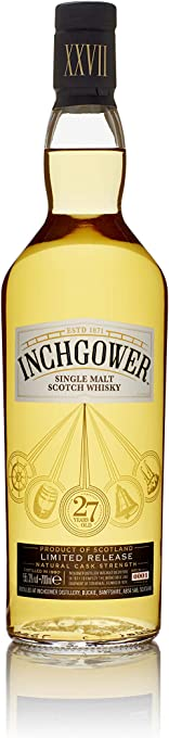 Inchgower 27 Years Old 700mL