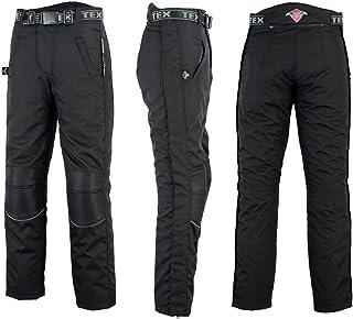 renforc/é//imperm/éable Toutes Tailles Motif Camouflage Gris Pantalon de Moto W38 L34