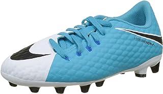 Hypervenom Phelon III AG-Pro, Botas de fútbol Unisex Niños