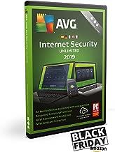 AVG Internet Security 2019 | Dispositivos Ilimitados | 1 Año