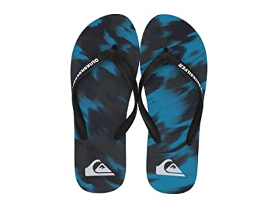 Quiksilver Molokai Print (Black/Blue/Grey 4) Men