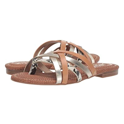 Circus by Sam Edelman Cypress (Cashmere/Jute/Natural Tan Amazon Python/New Metal Grain/Smooth A) Women