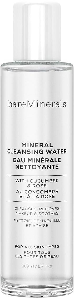 アラバマ迫害ビジネスベアミネラル Mineral Cleansing Water with Cucumber & Rose 200ml/6.7oz並行輸入品