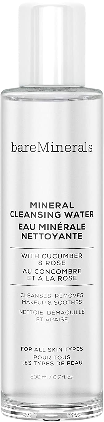 哲学者敬意磁気ベアミネラル Mineral Cleansing Water with Cucumber & Rose 200ml/6.7oz並行輸入品