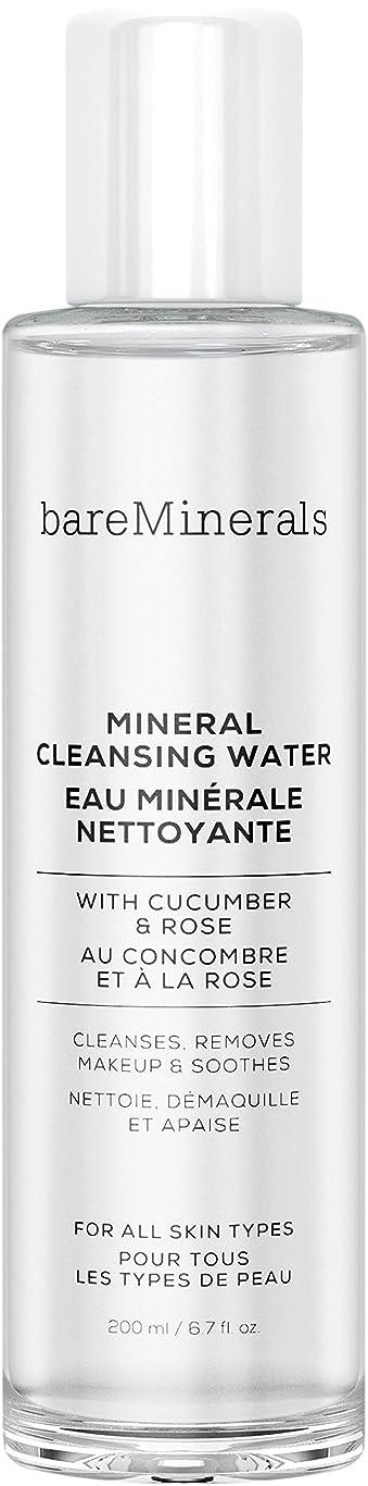 指定機転カプセルベアミネラル Mineral Cleansing Water with Cucumber & Rose 200ml/6.7oz並行輸入品