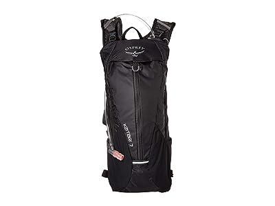 Osprey Katari 7 (Black) Backpack Bags