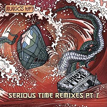 Serious Time Remixes, Vol. 1