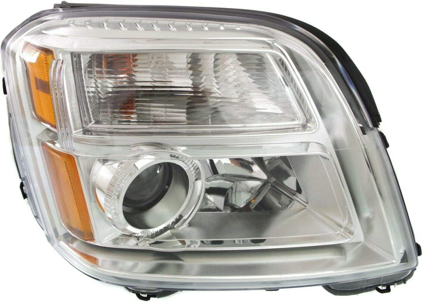 BreaAP Headlight Compatible with outlet 2010-15 P Terrain Utility Sport Max 78% OFF