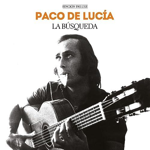 La Búsqueda (Edición Deluxe) de Paco de Lucía en Amazon Music - Amazon.es