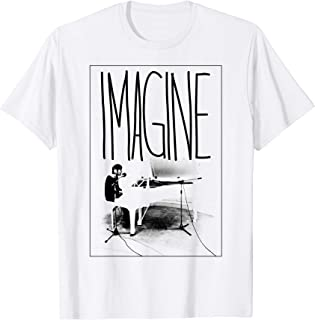 John Lennon - Imagine Piano T-Shirt